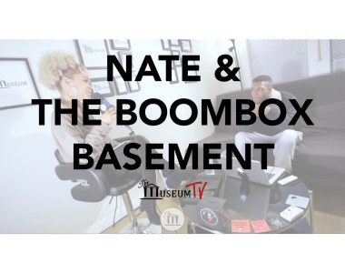 Nate stops by to talk new Platform, The BoomBox Basement