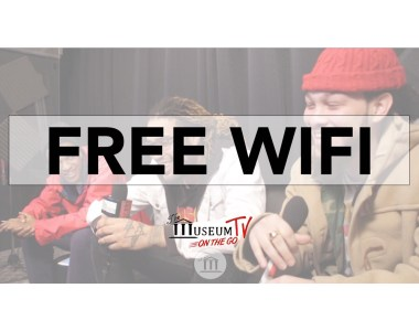 DJ Duo, Free WiFi links with #TMTV: On The Go (Connecticut)