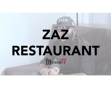ZAZ Restaurant is one of Boston's Most Loved Food Spots! He's Why.