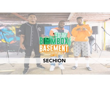 "The BoomBox Basement Presents: ""Can't Stand Me"" by Sechion"