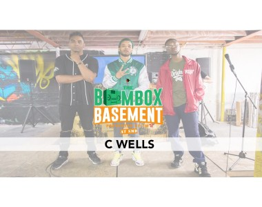 "The BoomBox Basement Presents: ""Kids Wear Krowns"" by C Wells"