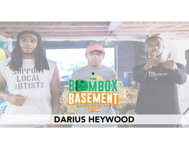 "The BoomBox Basement Presents: ""Hillside Eye"" by Darius Heywood"