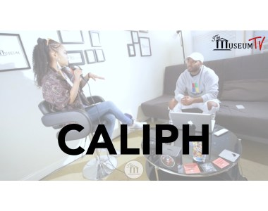 LIT Freestyle by Caliph! Talks New Music & Immigration Issues