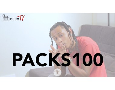 Losing His Mom, Brother & Never Knowing His Father Hasn't Stopped Packs100