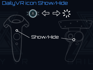 DailyVR icon Show/Hide