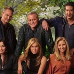 Why they'd never be another episode of 'Friends' or movie