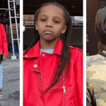 Late DMX's daughter Sonovah Junior, Or performs at a live show