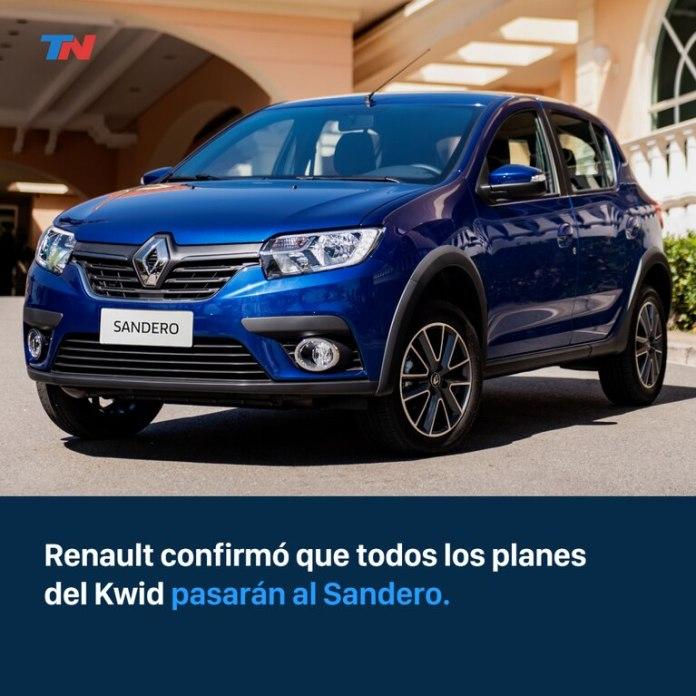 Renault Kwid: qué pasará con los planes de ahorro tras su despedida de los concesionarios