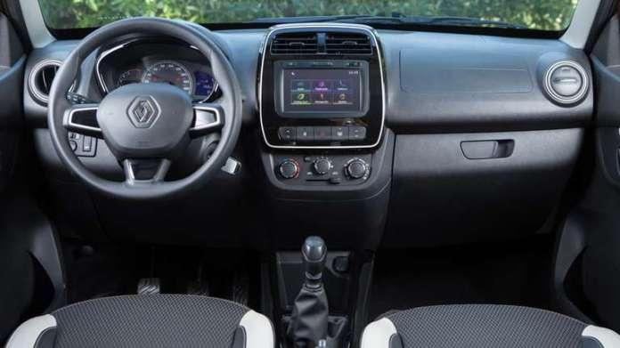 Renault Kwid. Foto: Renault.