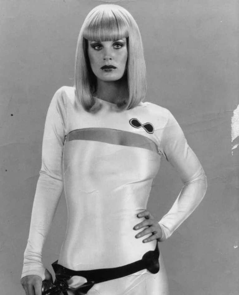 """Dorothy Stratten, en las fotos promocionales de """"Galaxina"""". (Foto: Marimark Productions)"""