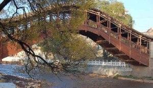 chinese-wood-arch-bridge
