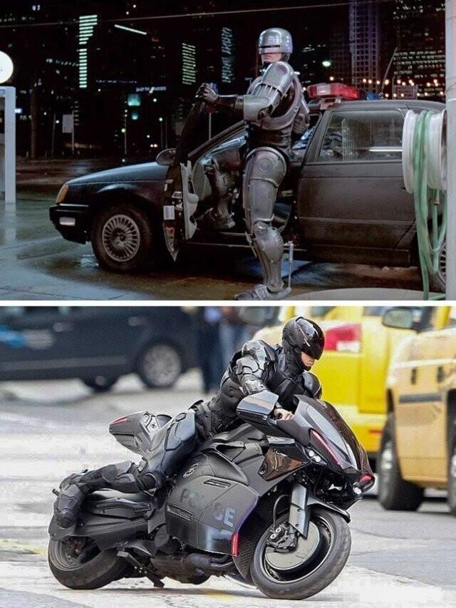 """""""Robocop"""" 1987 و 2014"""
