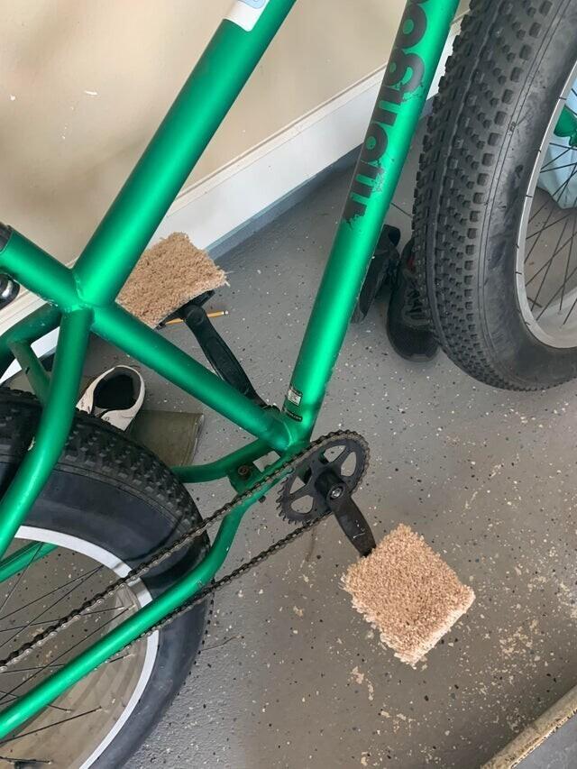 11. «Менің 12 жасар ұлым велосипед велосипедін өзгертті»