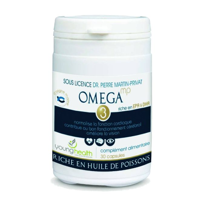 younghealth omega 3 30 capsules