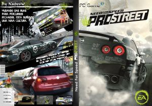 Need For Speed ProStreet NFSPS
