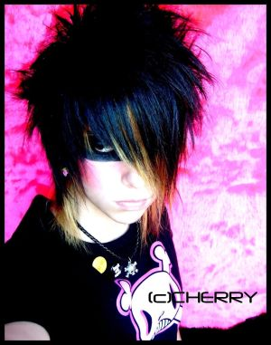 Emo Hairstyles for summer