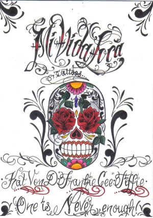 tattoo shop Mi Vida Loca tattoos