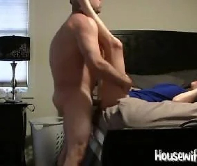 Wife Gets Pounded In Homemade Video