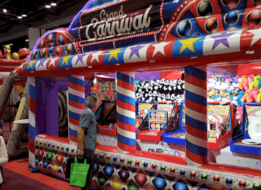 Inflatable Carnival Games