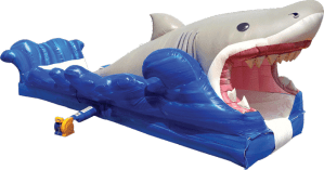 Shark Water Slide for Rent