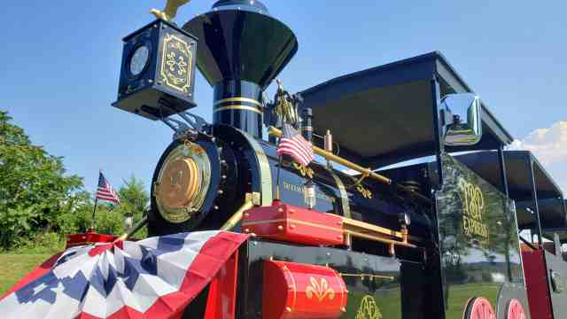 Nashville Trackless Train Rentals