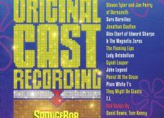 SpongeBob SquarePants – The New Musical Original Cast Recording Available September 22 From Masterworks Broadway