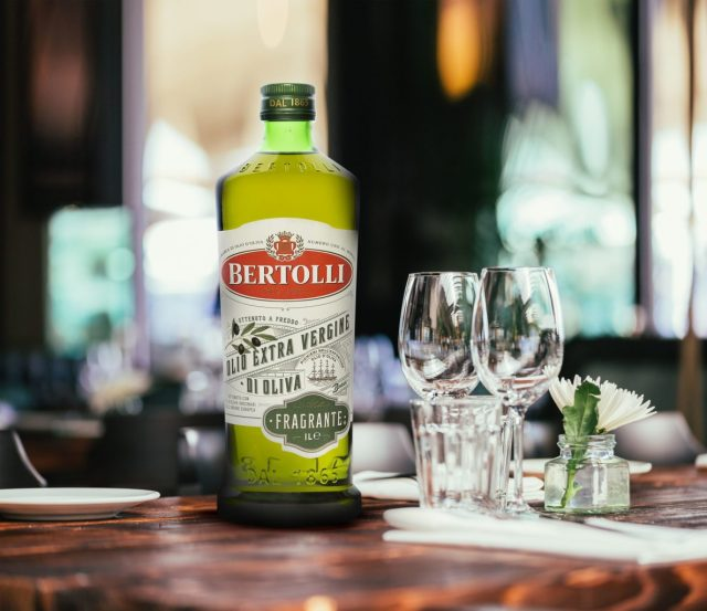 Bertolli®'s Winter Food Sojourn to Tuscany with Global Food Influencers (PRNewsfoto/Bertolli)