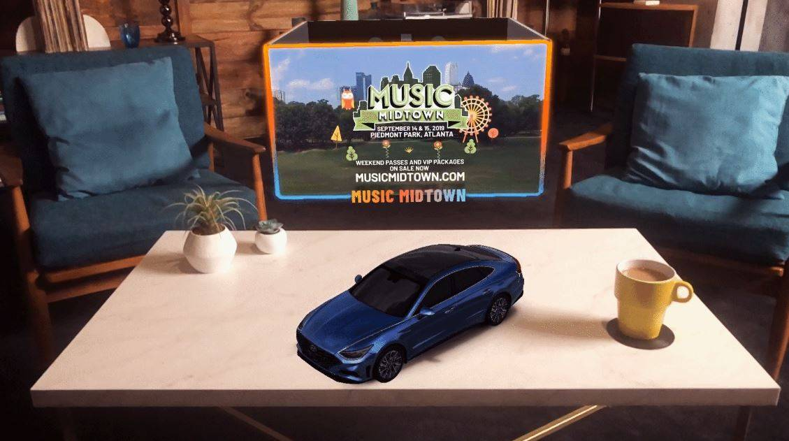 Hyundai Helps Enhance the Fan Experience as a Sponsor of Music Midtown Festival in Atlanta