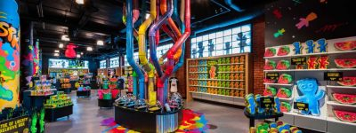 Sour Patch Store