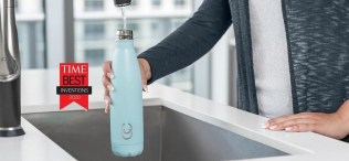 CrazyCap Bottle TIME Best Inventions 2020.