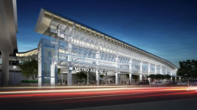 Airport Metro Connector Project