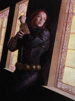 David Palumbo - Black Widow. Courtesy: Rehs Contemporary Galleries, New York