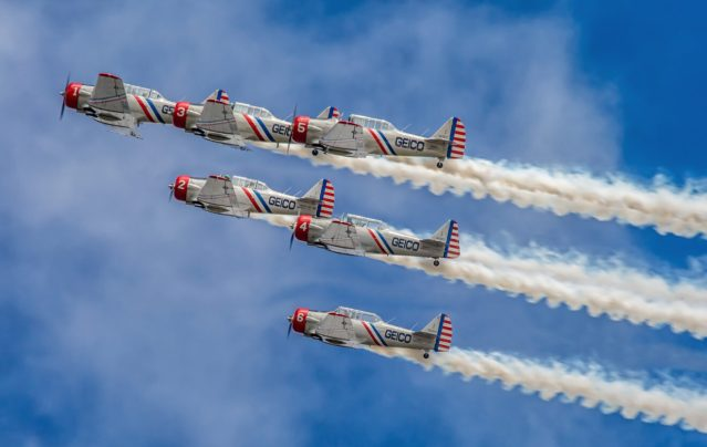 Skytypers Air Show