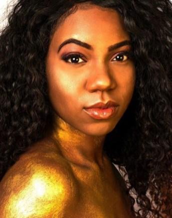 Singer and Actress, Meecah
