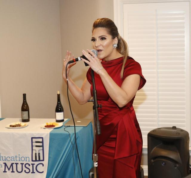 Education Through Music Los Angeles Shoshana Bean