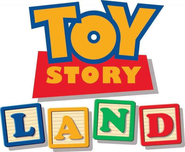 Toy Story Land Logo