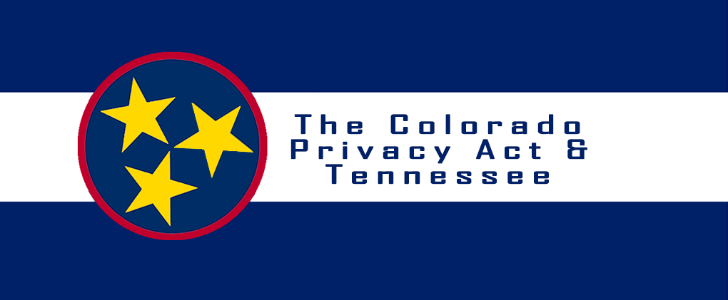 Does the Colorado Privacy Act apply to a Tennessee business?