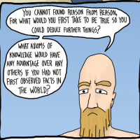 Existential Comics: Philosophical Humor