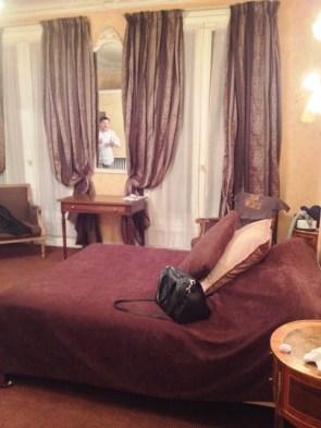 Our quaint little room