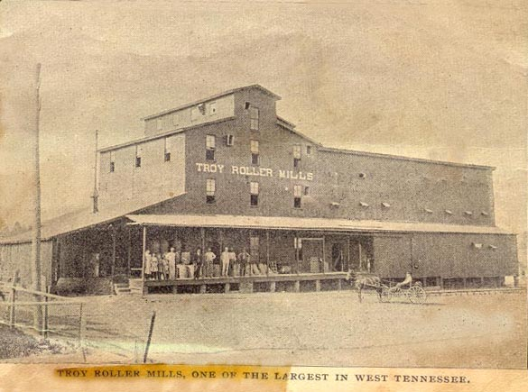 Troy, Tennessee 1904   Obion County, TNGenWeb