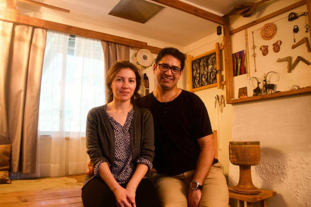 Fatemeh and Hamid