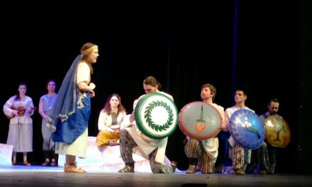 "Department of Theatre and Dance Presents ""Pericles: Prince of Tyre"""