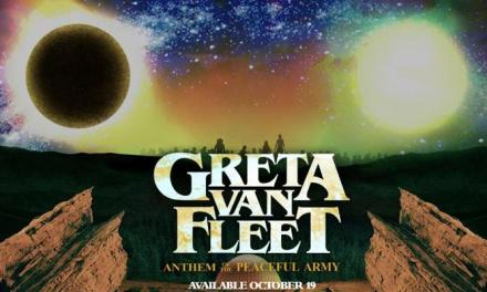 "The return of rock: ""Anthem of the Peaceful Army"" by Greta Van Fleet"