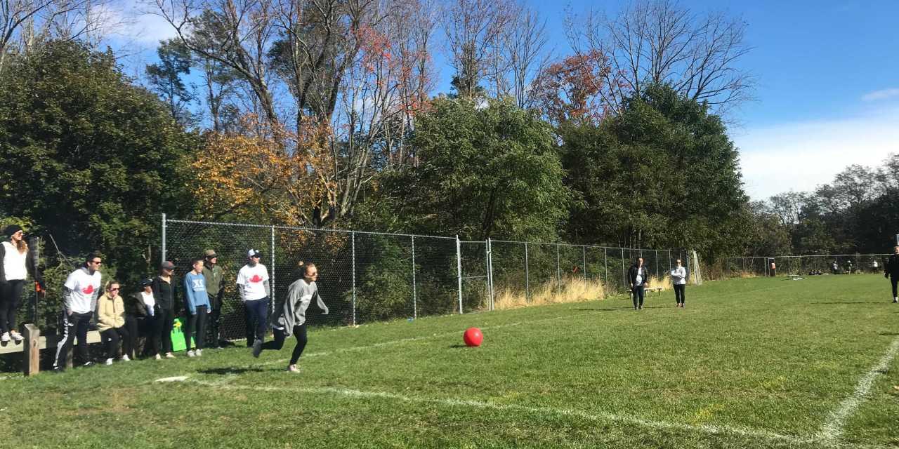 "Phi Sigma Sigma hosts ""Kicks for Kids"" charity event"
