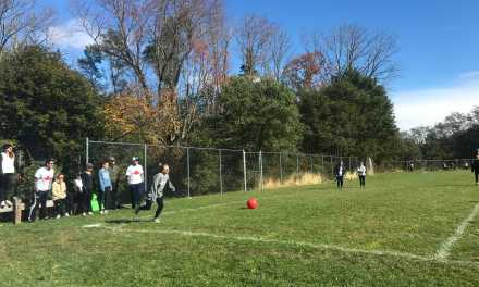 "Phi Sigma Sigma hosts ""Kicks for Kids"" charity event"