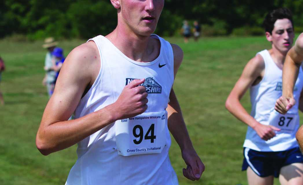 XC: Ulrich sets personal record