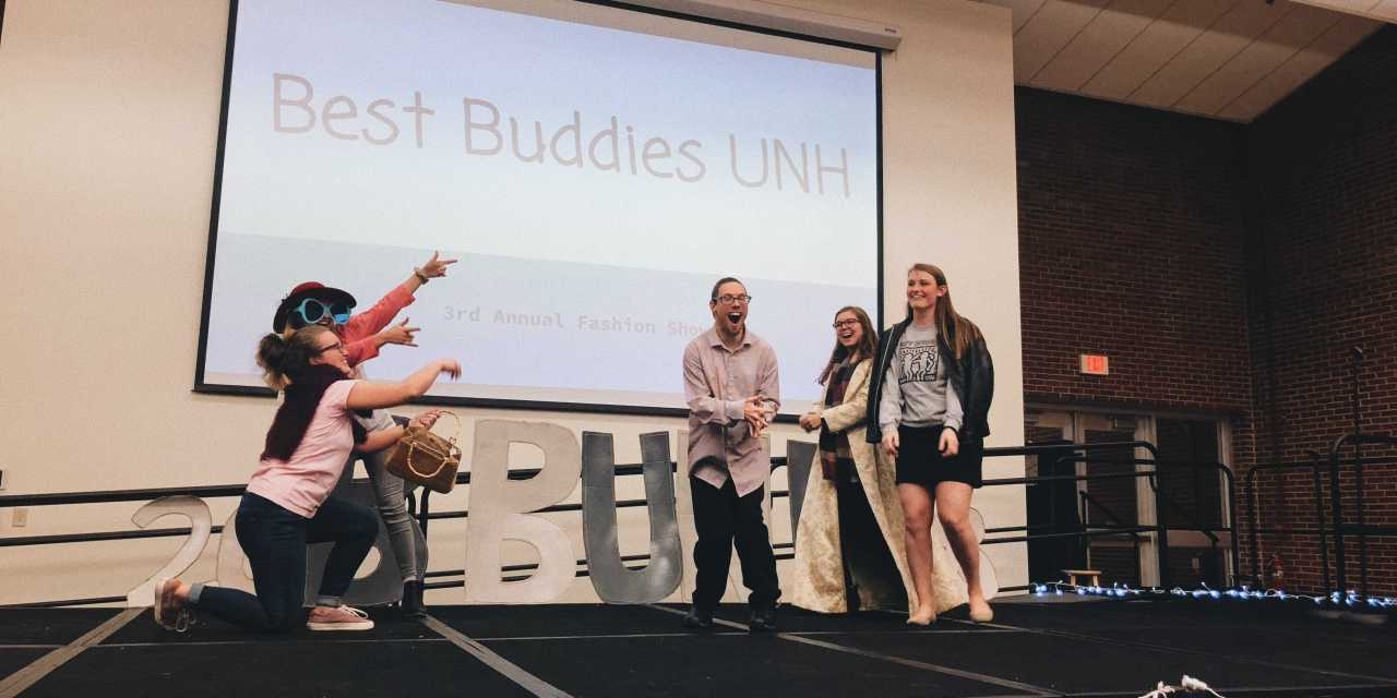 Best Buddies Strut Their Stuff at Fashion Show
