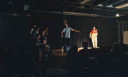 Improv Anonymous holds Halloween show