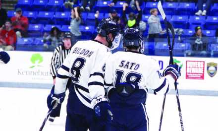 UNH men's hockey vs UConn 1/26/2019