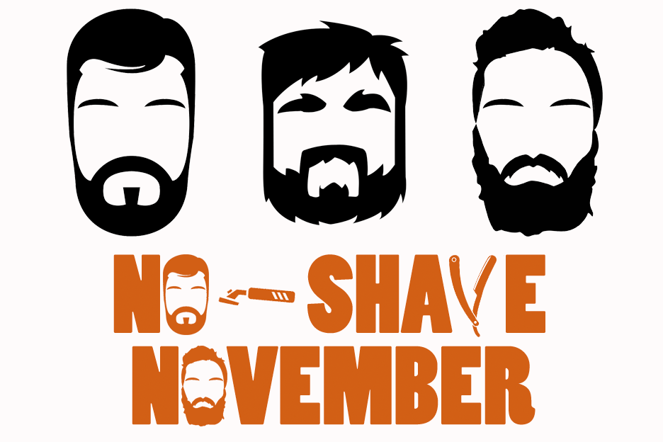 Let it grow, let it grow, let it grow: No-Shave November